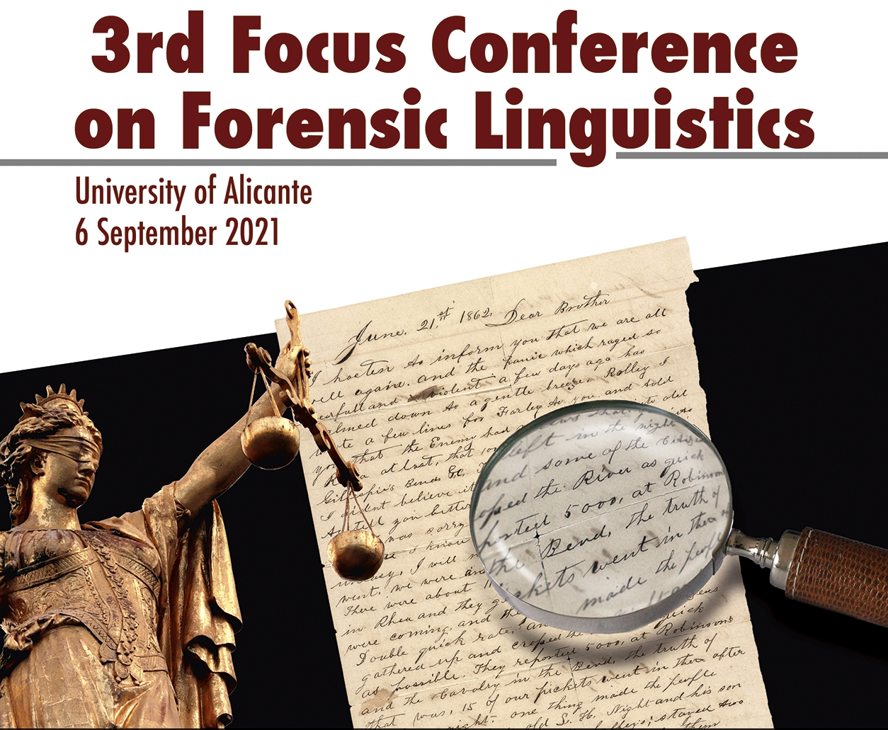 3rd ILLA Focus Conference on Forensic Linguistics
