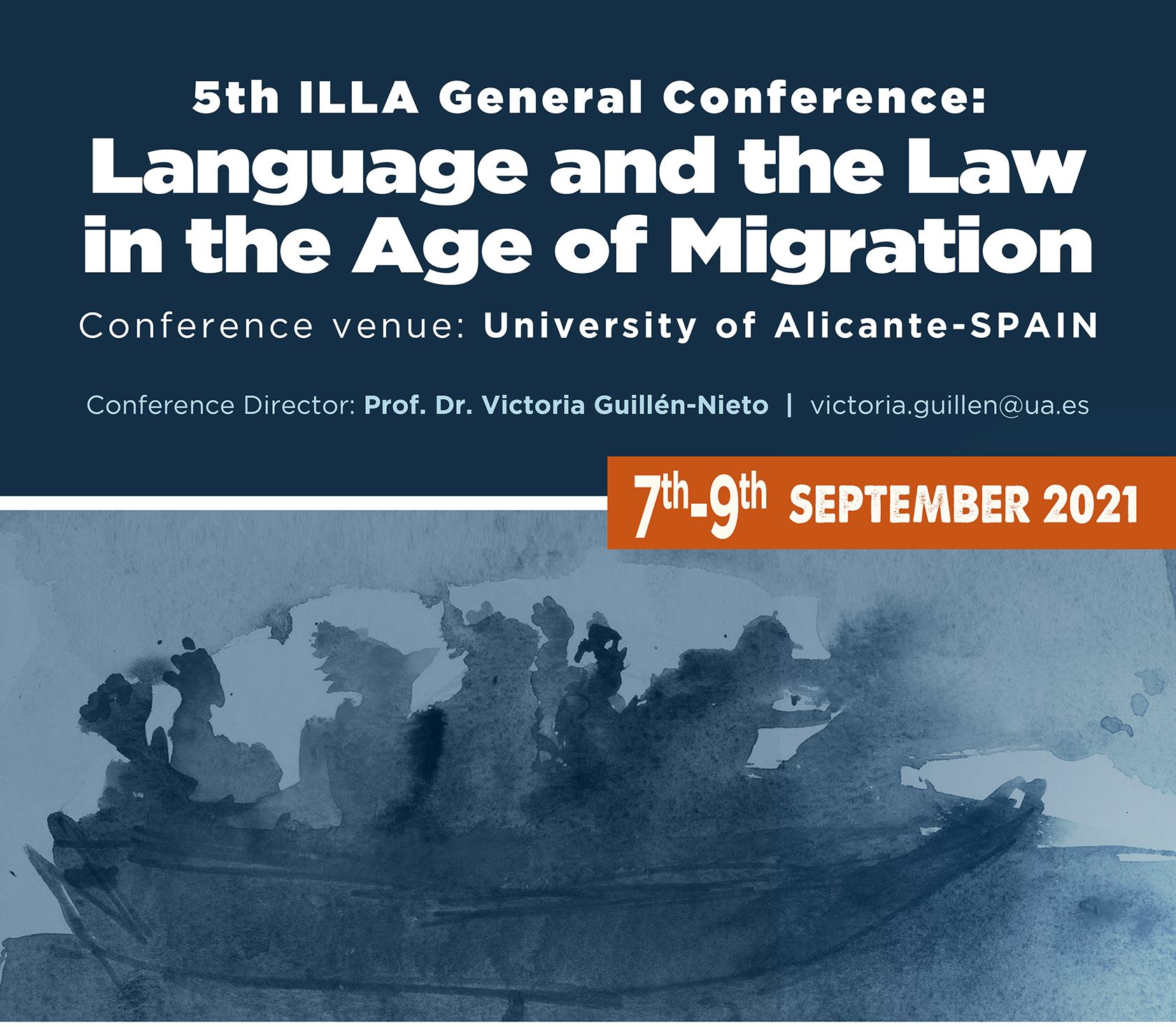 5th ILLA General Conference: Language and the Law in the Age of Migration